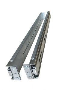 TGC-03A-PRO-TGC Chassis Accessory Metal Slide Rails 500mm for Selected TGC Chassis