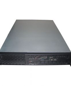 TGC-23650-TGC Rack Mountable Server Chassis 2U 650mm Depth with ATX PSU Window - no PSU