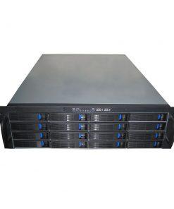 TGC-316-TGC Rack Mountable Server Chassis 3U 650mm Depth