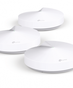 Deco M5(3-pack)-TP-Link Deco M5 (3-Pack) Whole Home Mesh Wi-Fi 1300Mbps System