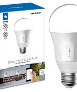 LB100-TP-Link LB100 Smart Wi-Fi A19 LED Bulb