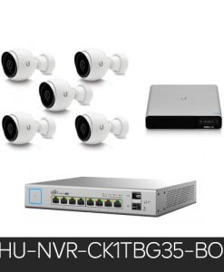 NVR-CK1TBG35-BOM-Ubiquiti Unifi Video Bundle – UCK-G2-PLUS 1TB