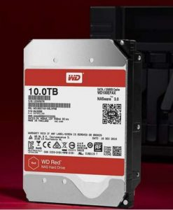 """WD100EFAX-WD Red 10TB NAS 3.5"""" 5400RPM SATA3 6Gb/s 256MB Cache (WD100EFAX)"""