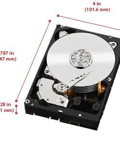 """WD2003FZEX-Western Digital WD Black 2TB  3.5"""" SATA 64MB 7200RPM 6Gb/s 64MB Cache Hard Drive Acronis True Image 5 Yrs Wty - WD2003FZEX"""
