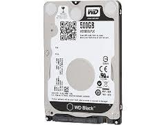 "WD5000LPLX-Western Digital WD Black 500GB 2.5"" SATA HDD 7200RPM  6Gb/s 32MB Cache 5yrs Wty ~WD5000LPSX"