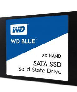 """WDS100T2B0A-Western Digital WD Blue 1TB 2.5"""" SATA SSD 560R/530W MB/s 500TBW 3D NAND 7mm 5yrs Wty"""