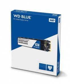 WDS200T2B0B-Western Digital WD Blue 2TB M.2 2280 SATA SSD 560R/530W MB/s 500TBW 3D NAND 5yrs Wty