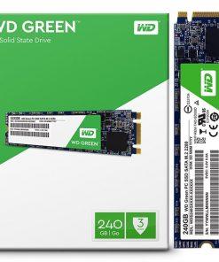 WDS240G2G0B-Western Digital WD Green 240GB M