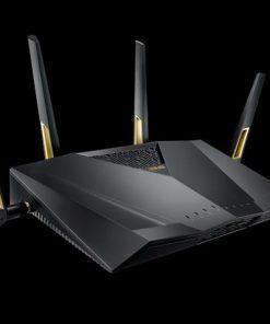 RT-AX88U-ASUS RT-AX88U AX6000 Dual Band Wi-Fi 6 (802.11ax) Router
