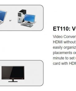 61ET1100A0AE-AVerMedia ET110 Video Adapter