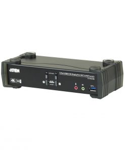 CS1922M-AT-U-Aten 2 Port USB 3.0 4K DisplayPort KVMP Switch