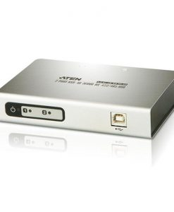 UC4852-AT-Aten USB to 2 Port Serial RS-422/485 Hub