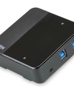 US234-AT-Aten 2-port USB 3.0 Peripheral Sharing Device