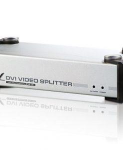 VS164-AT-U-Aten 4 Port DVI Video Splitter w/ Audio - 1920x1200@60Hz