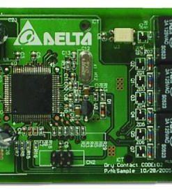 3915100147-S-Delta Relay I/O card for Delta UPS