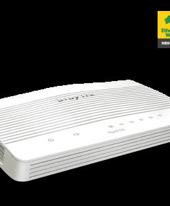 DV2133-Draytek Vigor2133 Gigabit Broadband Firewall Router 450Mbps 3G/4G USB LTE with 4xGigabit LAN 2xVPN backup support VigorACS SI