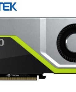RTX6000-Leadtek nVidia Quadro RTX6000 PCIe Workstation Card 24GB GDDR6 4xDP1.4 5K 4x4096x2160@120Hz 1xVirtualLink 384-bit 672GB/s 4608 Cuda 576 Tensor 72 RT