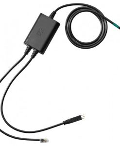 504104-Sennheiser Polycom adapter cable for electronic hook switch - Soundpoint IP 430 and above