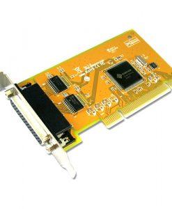 SER5037AL-Sunix COMCARD-2LP Dual Port Serial IO Card Low Profile PCI Card