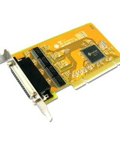 SER5056AL-Sunix SER5056AL PCI 4-Port Serial RS-232 Card - 4-port RS-232 Universal PCI Low Profile Serial Board