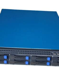 TGC-2808-TGC Rack Mountable Server Chassis 2U 8-Bays Hotswap 680mm depth