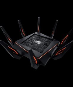 GT-AX11000-ASUS GT-AX11000 ROG Rapture AX11000 Tri-band Wi-Fi 6 (802.11ax) Gaming Router (WIFI6)