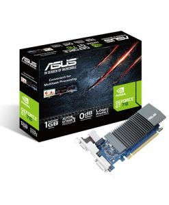 GT710-SL-1GD5-BRK-Asus nVidia GT710-SL-1GD5-BRK PCI Express Graphic Card