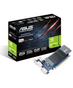 GT710-SL-2GD5-BRK-Asus nVidia GT710-SL-2GD5-BRK PCI Express Graphic Card