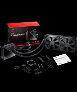 ROG RYUJIN 240-ASUS ROG Ryujin 240 All-In-One Liquid CPU Cooler