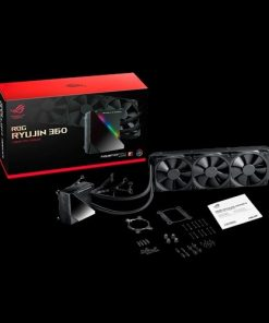 ROG RYUJIN 360-ASUS ROG Ryujin 360 All-In-One Liquid CPU Cooler