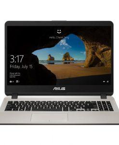 "X507UB-EJ481T-ASUS Vivobook X507UB Notebook 15.6"" FHD Intel i7-8550U 8GB DDR4  256GB SSD NV Geforce MX110 2GB Win 10 Home 1.68kg 21.9mm Chiclet Keyboard"