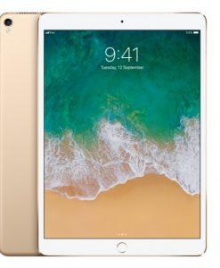 "118638-Apple iPad Pro 10.5"" 256GB Gold 4GX Tablet"