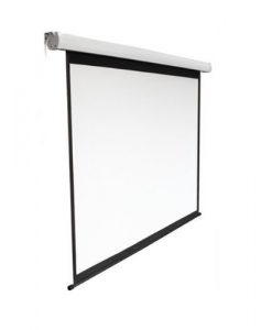 """PSAA135-Brateck Projector Electric Screen 135"""" (3Mx1.68M) Electric Screen (16:9 ratio)"""