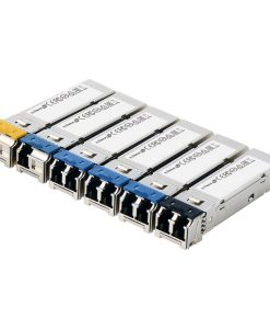 MG-1000AMAI-Edimax Industrial SFP Dual-LC 1.25G 850nm 500m Multi-Mode