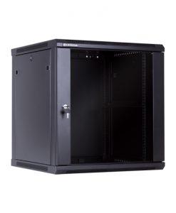 LB-WCB12-645-BAA-LinkBasic 12RU Wall Mount Cabinet Flat Pack  (600mm x 450mm x 635mm) (2 Cartons)