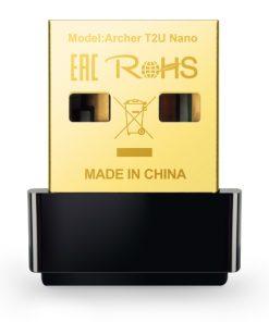 Archer T2U Nano-TP-Link Archer T2U Nano AC600 Nano Wireless USB Adapter