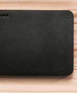 HDTB420AK3AA-Toshiba 2TB CANVIO® BASICS PORTABLE HARD DRIVE STORAGE. 3 Years Warranty. (new HDTB420AK3AA)