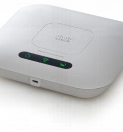 WAP321-A-K9-Cisco WAP321 Wireless-N Selectable-Band Access Point with Single Point Setup - Easy to Install - Enterprise Wi-Fi