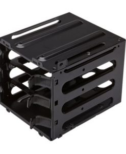CC-8930032-Corsair HDD upgrade kit with 3x hard drive trays and secondary hard drive cage parts