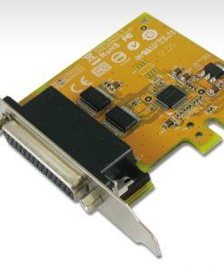 SER6437A-Sunix SER6437A PCIE 2-Port Serial RS-232 Card Full Height