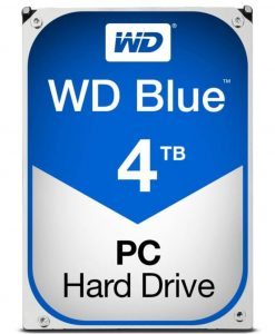 "WD40EZRZ-WD Blue 4TB SATA3 64MB 3.5"" 5400RPM 6Gb/s 64MB Cache HDD"