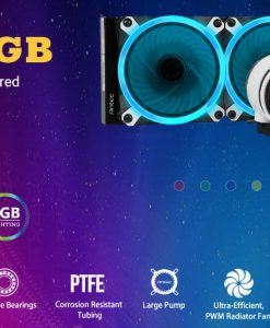 MERCURY-240RGB-Antec MERCURY 240 RGB Liquid CPU Cooler