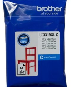 LC-3319XLC-Brother LC-3319 XL Cyan to Suit - J5330DW/J5730DW/J6530DW/J6730DW/J6930DW