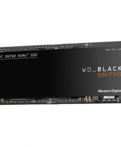 WDS100T3X0C-Western Digital Black SN750 1TB NVMe M.2 (2280) PCIe 3x4 3D NAND SSD - WDS100T3X0C