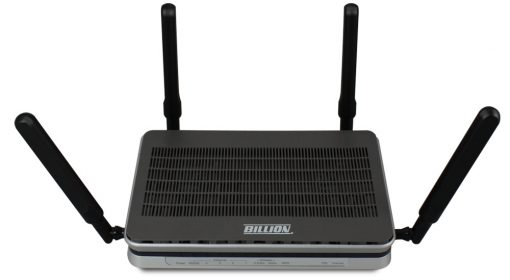 BIPAC8900AX-2400-Billion BIPAC8900AX-2400 AC 2400Mpbs 3G/4G LTE VDSL2 ADSL2+ MU-MIMO Wave 2 VPN Firewall Router