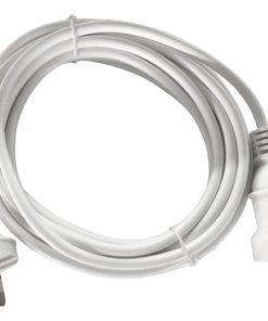 RC-3079AU-03-8Ware 3m AU Main Power Extension Cord Cable Lead 240V 3-Pin Male to Female Piggy Back Plug