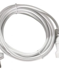 RC-3079AU-05-8Ware 5m AU Main Power Extension Cord Cable Lead 240V 3-Pin Male to Female Piggy Back Plug