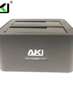 "HXKI-BS-HD07U3-Leader Dual 2.5""/3.5"" HDD USB 3.0 SATA Clone Docking Station"
