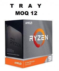 100-000000051-(MOQ 12x If Not Installed On MBs) AMD Ryzen 9 3950X TRAY 16 Cores AM4 CPU