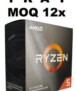YD260XBCM6IAF-(MOQ 12x If Not Installed On MBs) AMD Ryzen 5 2600X